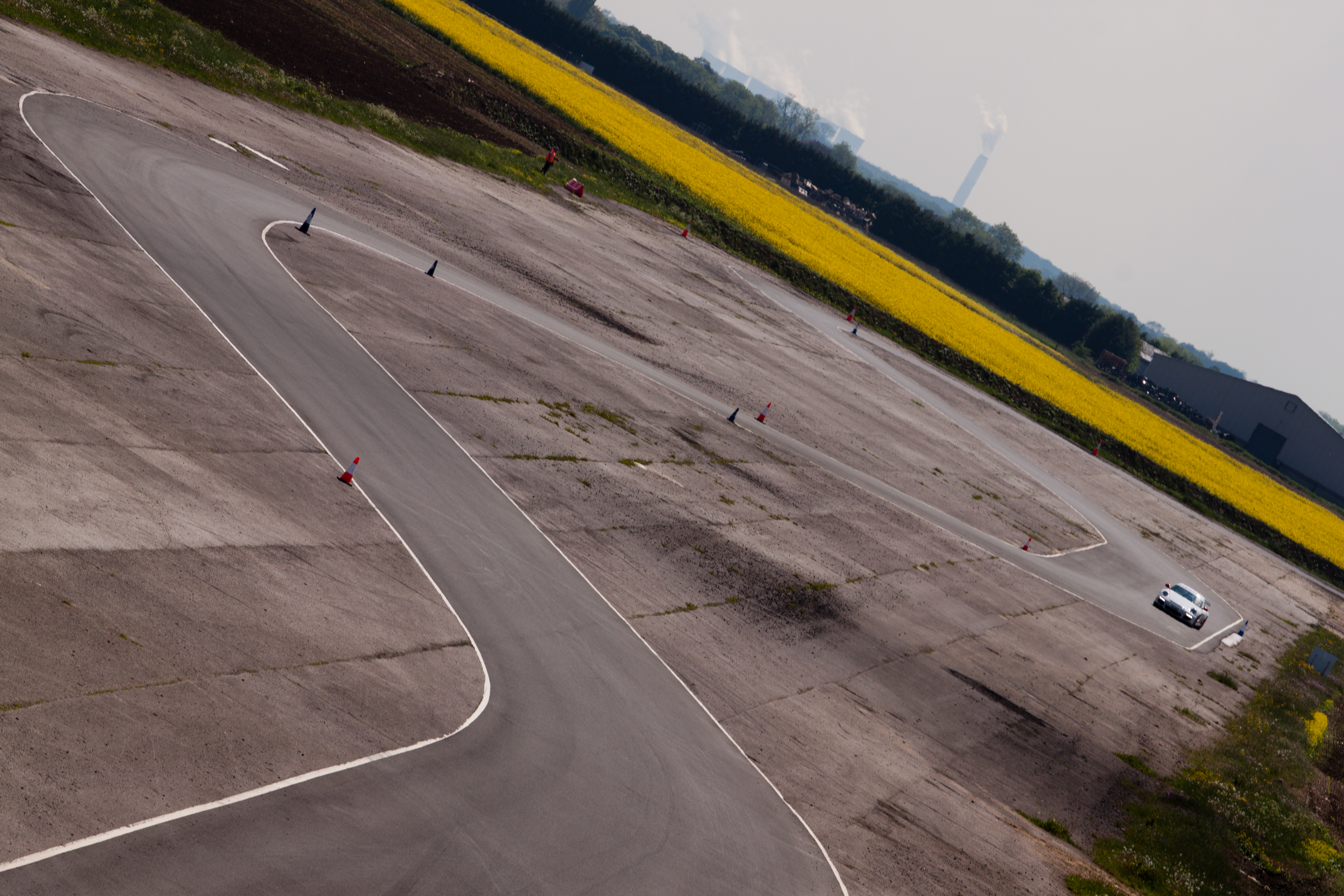 Blyton Park at 50ft